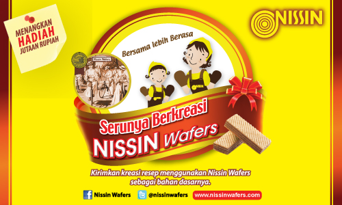 Serunya Berkreasi Nissin Wafers 2012_web